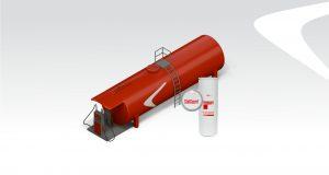 FF 5897 Dieselfilter för Farmartank