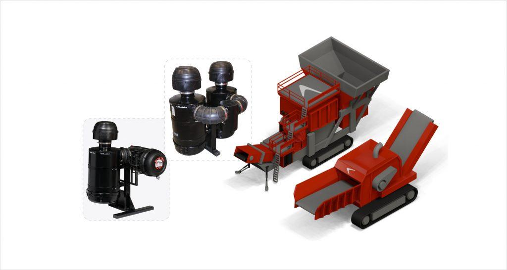 POH50 - POAH20 - Machines